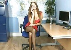 WebGirl - Nylons & Legs - non nude