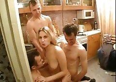 Foolish funny russian adult entertainment!