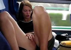 Individual #37 (Cougar on a Bus)