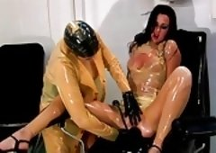 Oily Latex & toy games.