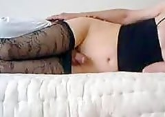 Slim and sexy Turkish girl receives fucked nice and plus deep